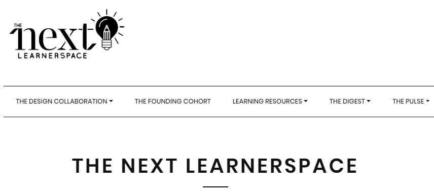 The Next Learnerspace